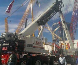 ALL Crane ConExpo 2014